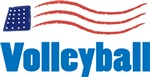 Volleyball USA Tee Shirts and Gifts