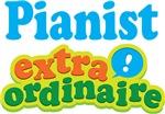 Pianist Extraordinaire Piano T-shirts