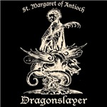 St. Margaret Dragonslayer Dark