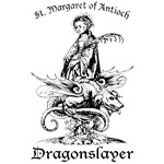 St. Margaret Dragonslayer Light