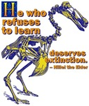 Who Refuses To Learn