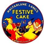 Festive Cake 1928