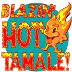 Blazin' Hot Tamale Product Mascot