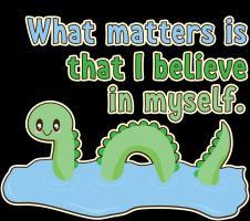 Loch Ness Monster Believe