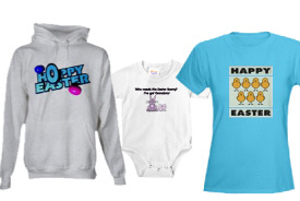 Easter T-Shirts and Gifts
