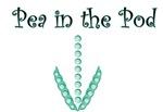 Pea in the Pod (arrow)