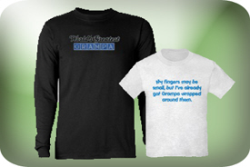 T-Shirts and Gifts for Grampa