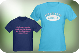 T-Shirts and Gifts for Abuela