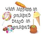 What Happens at Grandpa's...