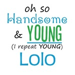 Handsome and Young Lolo