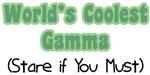World's Coolest Gamma