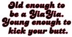 Young Enough YiaYia