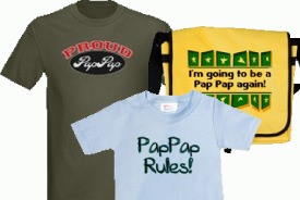 PapPap Gifts and T-Shirts