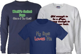 Pops Gifts and T-Shirts