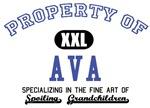 Property of Ava