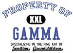 Property of Gamma