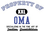 Property of Oma