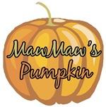 MawMaw's Pumpkin