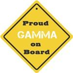 Proud Gamma on Board