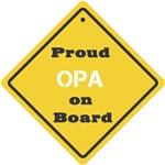 Proud Opa on Board