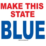 Back Make this State Blue