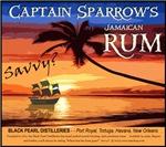 Captain  Sparrow's Jamaican Rum