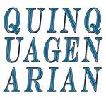 Quinquagenarian, 50 Gifts!
