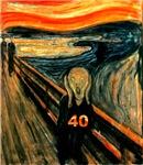 Edvard Munch, The Scream 40th Birthday Gifts!