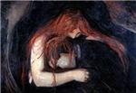 Edvard Munch, Vampire T-Shirts & Gifts.