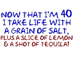 Funny 40th birthday gifts & T-Shirts!