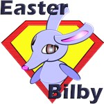 Easter Bilby Gifts & T-Shirts!