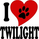 I Love Twilight T-Shirts, Apparel and Gifts!