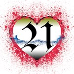 Gothic Heart 21st Gifts!