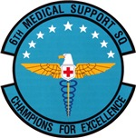 6th Medical Support Squadron