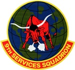 9th Services Squadron