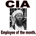 CIA - Employee of the Month Tshirts