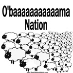 O'baaaaaaama Nation Tshirts