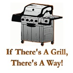 There's A Grill