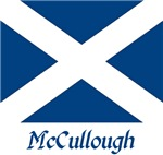 McCullough St. Andrew's Flag