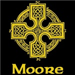 Moore Celtic Knot (Gold)