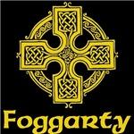 Foggarty Celtic Cross (Gold)
