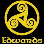Evans Celtic Knot (Gold)