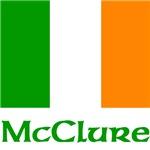 McClure Irish Flag