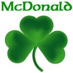 McDonald Shamrock
