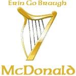 McDonald Erin go Braugh