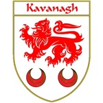 Kavanagh Coat of Arms