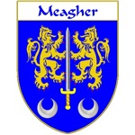 Meagher Coat of Arms