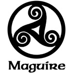 Maguire Celtic Knot