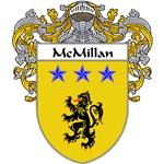 McMillan Coat of Arms (Mantled)