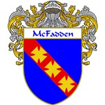 McFadden Coat of Arms (Mantled)